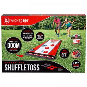 Wicked Big Sports Shuffle Toss & Washer Toss