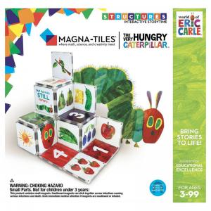 The Very Hungry Caterpillar Magnetic Construction Set