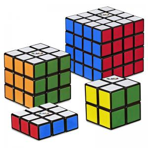 Rubik's Solve The Cube Bundle Pack