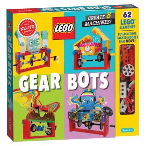 LEGO Gear Bots and Gadgets