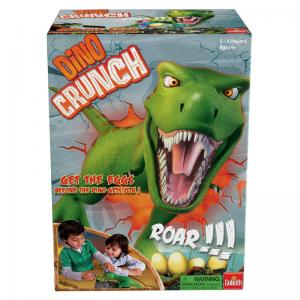 Dino Crunch and Johnny The Skull Pirate's Cove