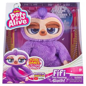 Pets Alive Frankie the Funky Flamingo and Fifi the Flossing Sloth!
