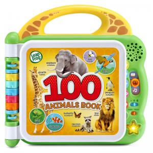 100 Animals Book and Blue's Clues & You LeapBuilders Blue's 123 School