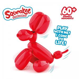 Squeakee the Balloon Dog