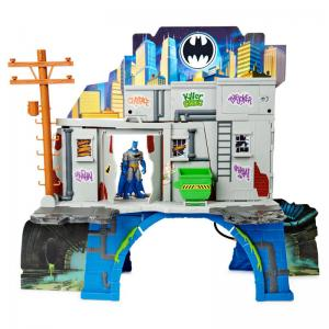 DC Universe Batman 3-in-1 Batcave Playset