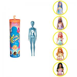 Barbie Color Reveal Sunny N' Cool Series