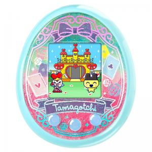 Tamagotchi On Wonder Garden