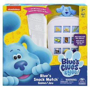 Blue's Clues and You! Blue's Snack Match, Grouch Couch, and Spray Off Play Off