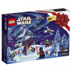 LEGO 2020 Advent Calendars Star Wars, Friends, and City