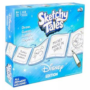 Sketchy Tales Disney Edition