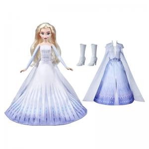 Disney Frozen 2 Elsa and Anna's Transformation Dolls