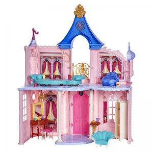 Disney Princess Comfy Squad Castle and Surprise Adventures
