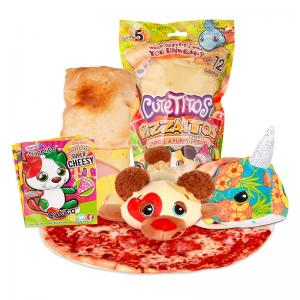 Cutetitos Series 5 Pizzaitos and Series 1 Taste Budditos