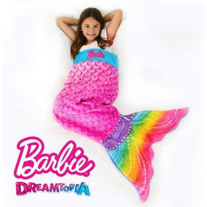 Blankie Tails Barbie Dreamtopia, Disney Princess, and Hot Wheels