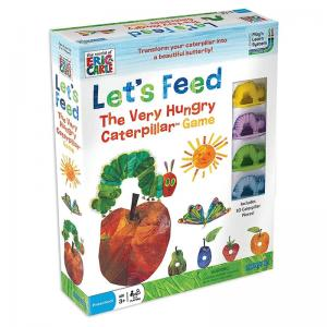 The Very Hungry Caterpillar Spin & Seek and Let's Feed
