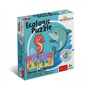 Ecological Puzzles and Ecological Memory Games