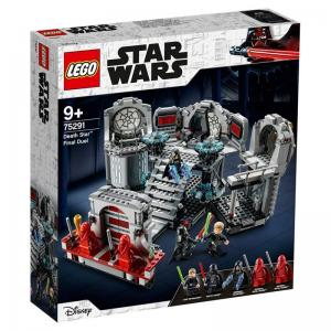 LEGO Star Wars Death Star Final Duel & AT-AT