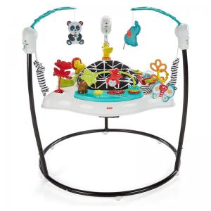 Animal Wonders Jumperoo and Sweet Snugapuppy Dreams Cradle 'n Swing