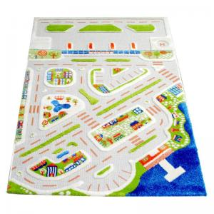 Mini City 3D Play Carpet