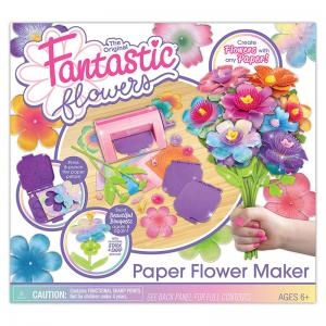 Peanuts LatchKits and Original Fantastic Flowers Paper Flower Maker