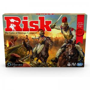 Risk, Clue, and Clue Liars Edition
