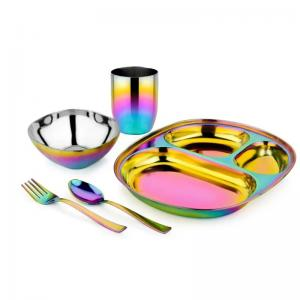 Stainless Steel Child Set