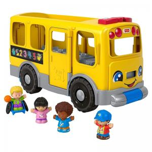 Little People Big Yellow School Bus