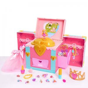 Love, Diana Mystery Music Trunk, Adventure Set, Bubble Wand, and Mini Mystery Trunks
