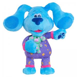 Blue's Clues & You! Bedtime Blue and Talking Build-A-Blue Puzzle