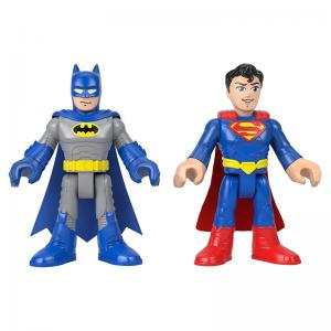 Imaginext DC Super Friends Batman + Superman XL