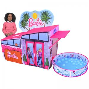 Barbie Malibu Dreamhouse Pop-Up Tent
