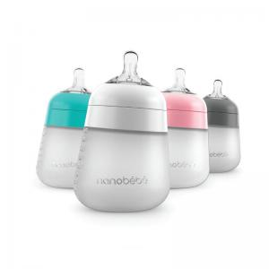 Flexy Silicone Baby Bottle
