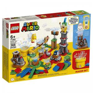 LEGO Super Mario Master Your Adventure, Chain Chomp Jungle Encounter, & More