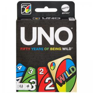 UNO 50th Anniversary Card Deck