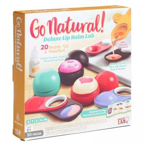 Go Natural! Deluxe Lip Balm Lab