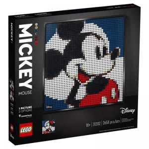 LEGO Art Mickey Mouse and Harry Potter