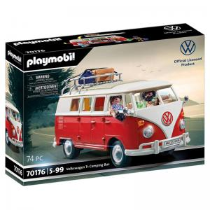 Volkswagen T1 Camping Bus and Beetle