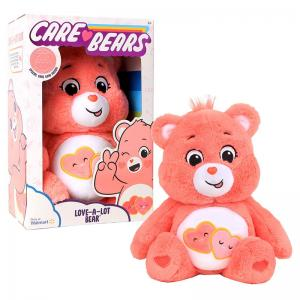 Care Bears Wish Bear and Love-A-Lot Bear