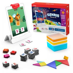 Genius Starter Kit+, Little Genius Starter Kit+, and Coding Starter Kit