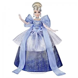 Disney Princess Style Series 70th Anniversary Holiday Cinderella  Collector Doll