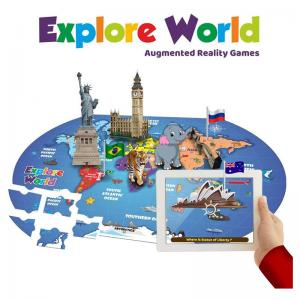 Explore World Augmented Reality Puzzle