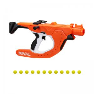 Nerf Rival Curve Shot Blasters Sideswipe and  Flex
