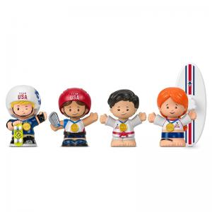 Little People Team USA Olympic Collection