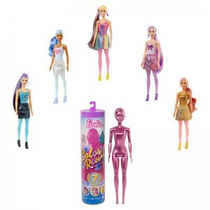 Barbie Color Reveal Shimmer Series