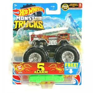 Hot Wheels Monster Trucks 2021 Die-cast Trucks