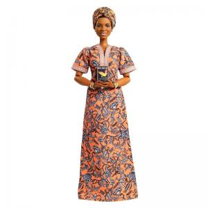Barbie Signature Inspiring Women Series Maya Angelou