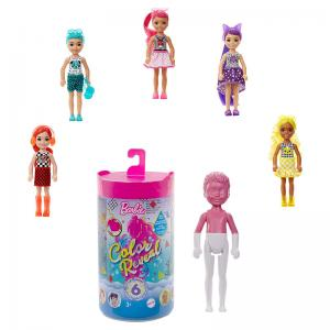 Barbie Color Reveal Chelsea Dolls and Pets