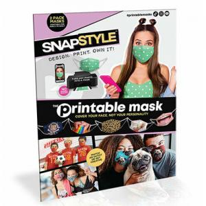 SnapStyle Printable Masks