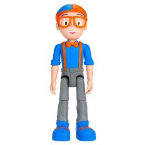 Blippi Poseable Feature Figure