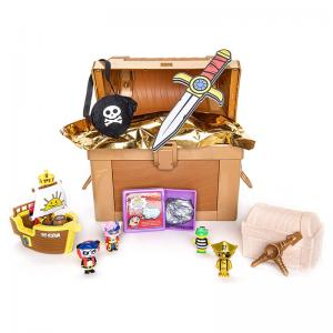 Ryan's World Cap'n Ryan's Micro Mystery Treasure Chest and Ghost Chest